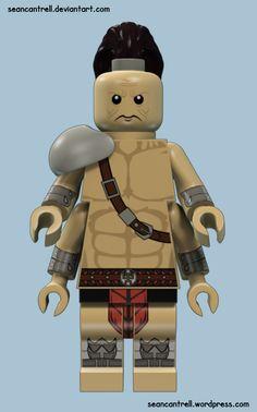 Lego Mortal Kombat Set | Sean Cantrell Lego Minifigure Display, Lego Custom Minifigures, Hulk, Mortal Combat, All Lego, Lego Toys, Lego Photography, Thundercats, Heart For Kids