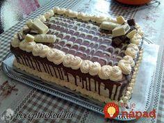 Different Cakes, Cake Icing, Cake Decorating Techniques, Tiramisu, Food Hacks, Chocolate Cake, Cheesecake, Food And Drink, Birthday Cake