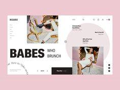 One Page Website Layout Web Design - One page website layout & einseitiges website-layout & mise en page d'un site we - Web Design Trends, Site Web Design, Web Design Tutorial, Clean Web Design, Minimal Web Design, Ecommerce Website Design, Page Design, Fashion Web Design, Modern Web Design