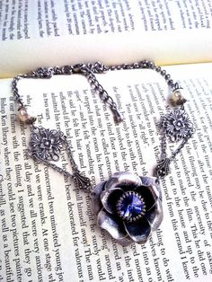 Beautiful Romantic Gothic Victorian Pieces from Apple Bite Jewelry