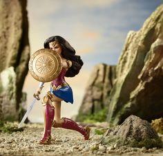 DESEJO NERD | Mattel lança coleção de bonecas da Mulher-Maravilha no Brasil! - Coxinha Nerd