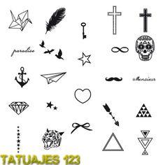 tatuajes pequeños - Buscar con Google