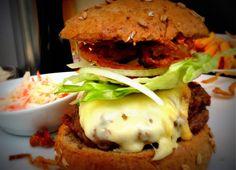Swiss Miss Burger @ Zsa Zsa Burger. #burger #berlin