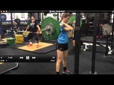 Squatting for Female Athletes