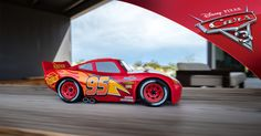 Ultimate Lightning McQueen by @Sphero (maker of BB-8 toy) this is soooo cool!!!