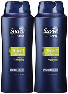 Introducing Suave Men 3in1 Shampoo Conditioner  Body Wash 28 oz 2 pk by Suave. Great product and follow us for more updates!