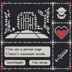 Dungeon crawler mock up, Nikita Solo Game Design, Piskel Art, Cool Pixel Art, 8 Bit Art, Pixel Animation, Pixel Art Games, Pixel Design, Isometric Design, Art Storage