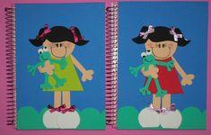 Decorar capa de caderno – dicas, sugestões, fotos