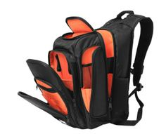 UDG Ultimate Digi BackPack Black/Orange inside - Backpack - by product type | UDG Gear, creators of the famous recordbags as used by many to...