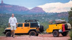 Turtleback Trailers U.S.A. | Lightweight off-road capable camping and expedition trailers