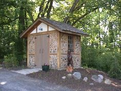 cord garden shed