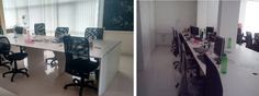 Seats for BPO, KPO AND ITES available for lease in noida sec 59,62,63
