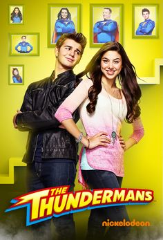 The Thundermans. Nickelodeon.