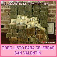 Meme San Valentín #sanvalentin #love #amor