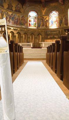 The Beistle Company Elite Aisle Runner Wedding Aisles, Aisle Runner Wedding, Aisle Runners, Wedding Church, Wedding Venues, Wedding Ceremonies, Wedding Reception, Sand Ceremony, Church Ceremony