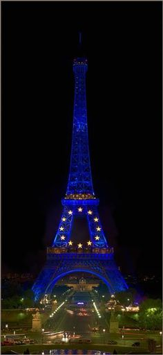 Eifle Tower...absolutely beautiful in person when lighting up.