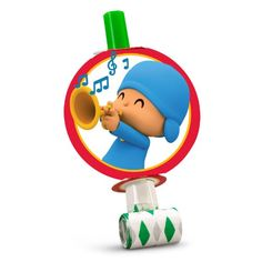 10% Off was $4.00, now is $3.60! Pocoyo Blowouts (8)