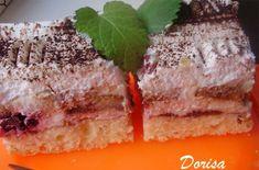 Nebeský koláček - fotopostup krok za krokem | NejRecept.cz Spanakopita, Fruit, Ethnic Recipes, Desserts, Food, Cakes, Basket, Tailgate Desserts, Deserts
