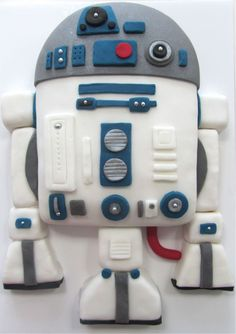 53 ideas birthday cupcakes for dad star wars Star Wars Birthday Cake, Dad Birthday, Birthday Cupcakes, Birthday Ideas, Third Birthday, Star Wars Torte, Star Wars Cake Toppers, R2d2 Cake, Robot Cake