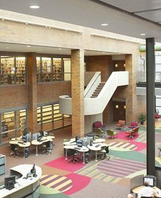 URS Provided Architectural Interior Design And Engineering Services For Cuyahoga Community Colleges 90000 Sq
