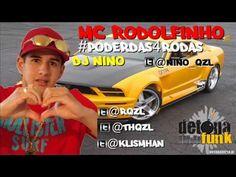 OFICIAL - MC RODOLFINHO - PODER DAS 4 RODAS - (((DJ NINO))) 2012