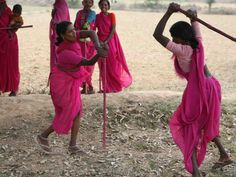 Gulabi Gang bags the Best Human Rights Film at Tri-continental Film Fest in South Africa