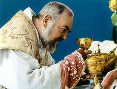 ST. PADRE PIO, PRAY FOR ME TO SANCTIFY MYSELF.