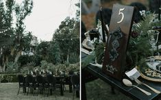 Ethereal Secret Garden Wedding with Vintage Curiosities Wedding Notes, Green Wedding Shoes, Event Styling, Ethereal, Garden Wedding, Ladder Decor, Reception, Wedding Inspiration, Table Numbers