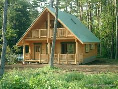 Small cabin plans 12x16 12x16 cabin with loft dessert for Cabin kits northern california