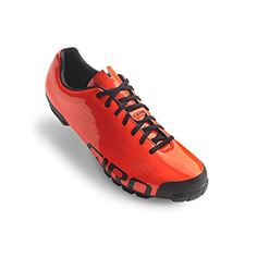 611dc46a79d Giro Empire VR90 Vermillon Black Mountain Bike Shoes Size 48 Review. Leda  Mcaleer · Men Cycling Shoes
