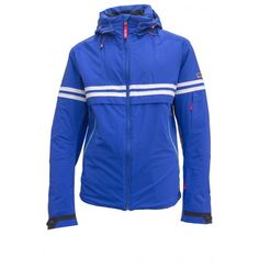 *SALE*  The right thing for your sporting ambitions: the Urbano jacket by Bogner is extremely waterproof, elastic and breathable. The additional Belüftungszipps, the inner collar and chin guard Fleece give you an all-day comfort. The length of sleeves, hem and detachable hood is individually regulated. Contrast color zippers and strip applications underscore the dynamic look. Bogner's Fire & Ice is the home of functionality, innovative sportswear with a touch of class. Ski Fashion, Mens Fashion, Color Guard, Contrast Color, Skiing, Sportswear, Overalls, Touch, Urban