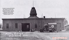 Exhibition Building, Ambulance, Back Home, Canada, Military, City, Outdoor, Outdoors, Cities