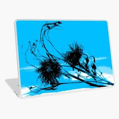 Thistle Seed, Silhouette S, Macbook Air 13, Laptop Skin, Top Artists, Vinyl Decals, Vibrant Colors, Seeds, My Arts