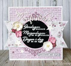 papirdesign-blogg Handmade Cards, Frame, Design, Home Decor, Craft Cards, Picture Frame, Decoration Home, Room Decor