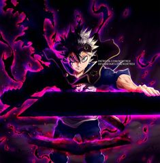 Want to discover art related to blackcloverfanart? Check out inspiring examples of blackcloverfanart artwork on DeviantArt, and get inspired by our community of talented artists. Black Clover Anime, Dark Anime, Slayer Anime, Clover, Black Clover Manga, Black Cover, Demon, Art, Anime Wallpaper
