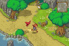 Strategy game mock-up by TimJonsson on DeviantArt League Of Legends, Pixel Life, Adventure Rpg, Pixel Art Games, Pixel Design, Different Art Styles, Isometric Design, Pokemon, Fantasy Map