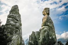Your Today Inspiration: Adrspach-Teplice Rocks in Czech Republic https://wp.me/p42h8F-KV