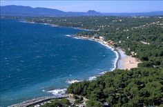 Saint Raphael beaches