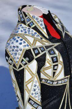 Custom Western Pleasure or Western Showmanship Jacket - made by KLS Designs Show Clothing on FB