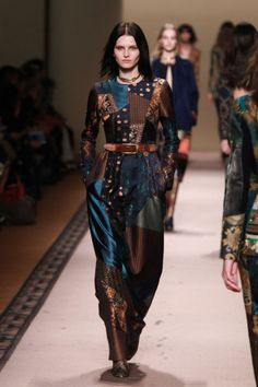 Haute Hippie (here, at Etro). Net-A-Porter's Sasha Sarokin explains why it and 4 other trends from fashion month are the ones you should be wearing this fall.