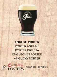ENGLISH PORTER PORTER ANGLAIS PORTER INGLESA ENGLISCHES PORTER ANGLICKÝ PORTER Portal, Beer, Shopping, Style, Root Beer, Swag, Ale, Outfits