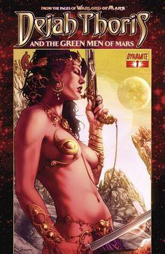 Dejah Thoris and the Green Men of Mars #1 (of 4)