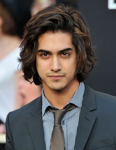 50 stately long hairstyles for men to sport with dignity mens hair avan jogia photos photos premiere of lionsgates the hunger games arrivals long hairstyles for menmens urmus Choice Image
