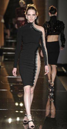 Alexandre Vauthier Spring 2014 Paris couture show