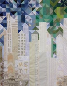 skyline quilt - Google Search