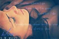 Title: Blue Author: S. West Genre: Contemporary Romance Release Date: July 2017 Blue. Share The Love, Romance, Author, Reading, Day, Blue, Romances, Writers, Reading Books