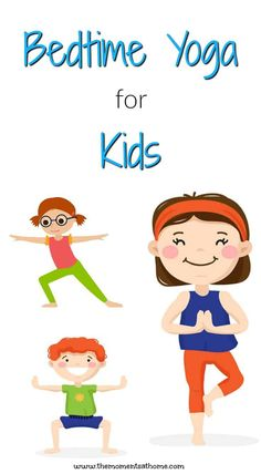 Llama llama red pajama book inspired bedtime yoga for kids. Calm kids down before bed with these yoga poses. This week's virtual book club for kids. Stretches For Kids, Bedtime Stretches, Kids Yoga Poses, Bedtime Yoga, Yoga For Kids, Exercise For Kids, Kids Workout, Bedtime Routines, Kids Gym