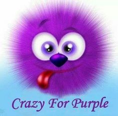 All thing purple...                                                       …