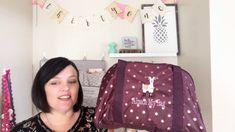 Thirty-One All Packed Mini Duffle - YouTube