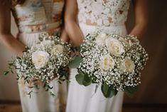 gipsówkowy bukiet ślubny, baby's breath and white roses wedding bouquet White Roses Wedding, Rose Wedding Bouquet, Lace Wedding, Wedding Dresses, Baby's Breath, Fashion, Bride Dresses, Moda, Bridal Wedding Dresses